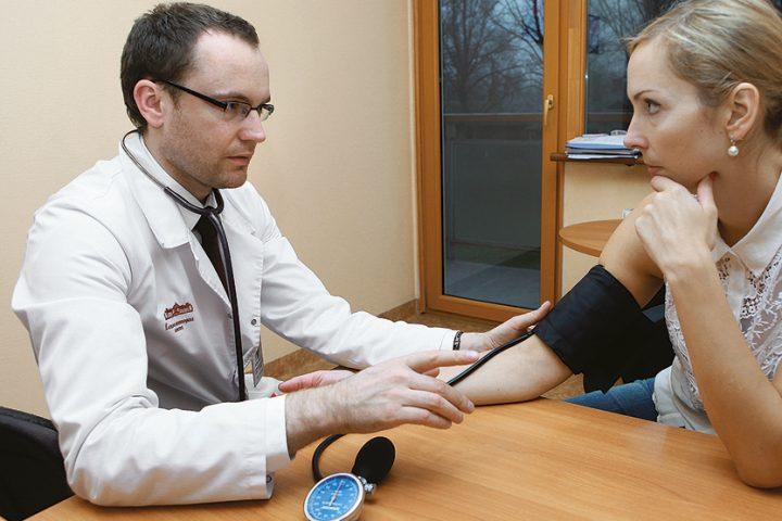 Uzmanību – paaugstināts asinsspiediens!