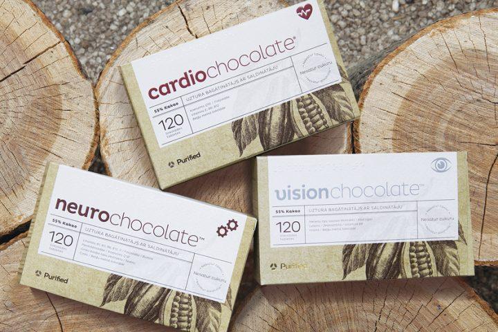 Latvijas kardiologi un zinātnieki radījuši sirdij veselīgu šokolādi – uztura bagātinātāju