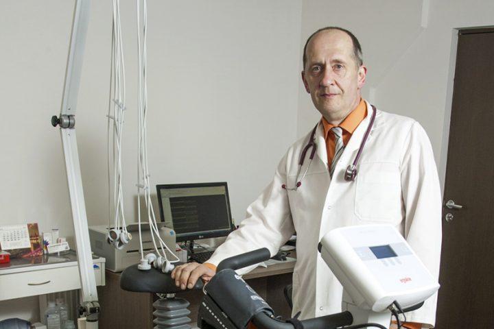 Check-up sirds veselības pārbaudes
