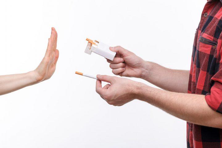 Smēķēšana – pašnāvība par maksu!